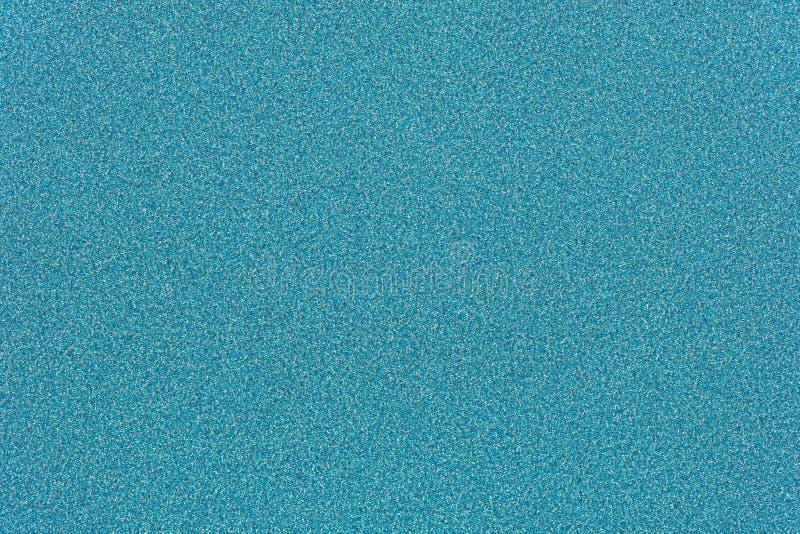 背景蓝色闪烁 免版税图库摄影