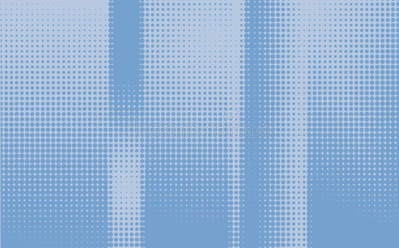 背景蓝色 向量例证