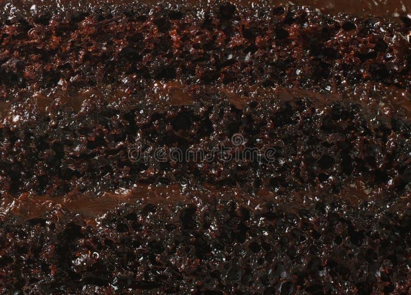 背景蛋糕巧克力 免版税库存图片