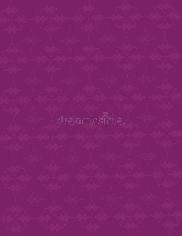 背景被仿造的紫色 免版税库存图片