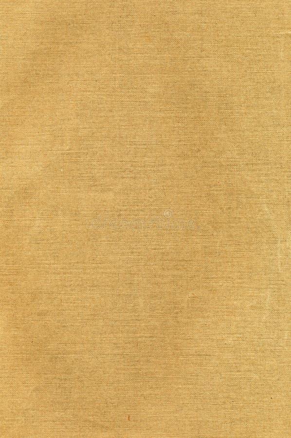 背景被构造的画布粗麻布 库存照片