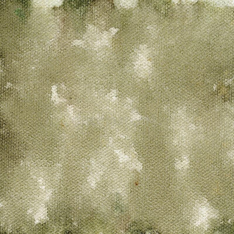 背景被绘的画布grunge 免版税图库摄影