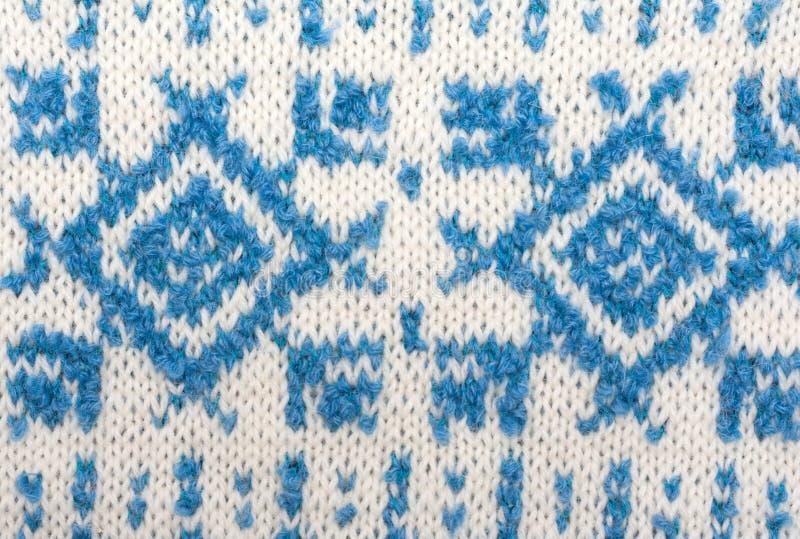 背景被编织的模式 库存图片