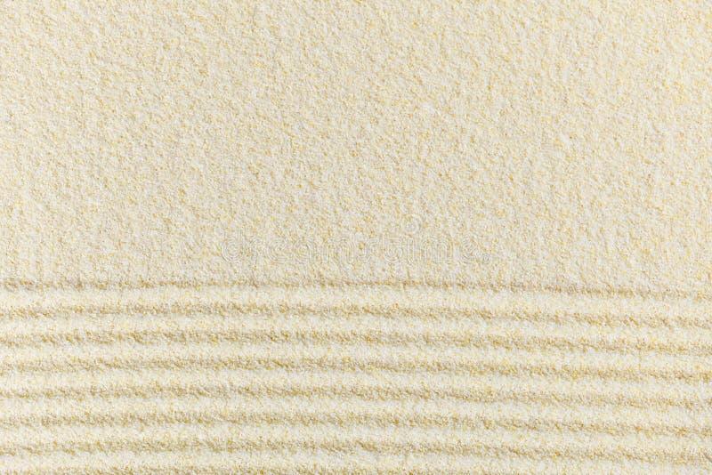 背景装饰含沙黄色 库存图片