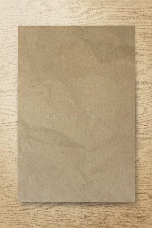 背景资料回收粗砺的木头 免版税库存照片