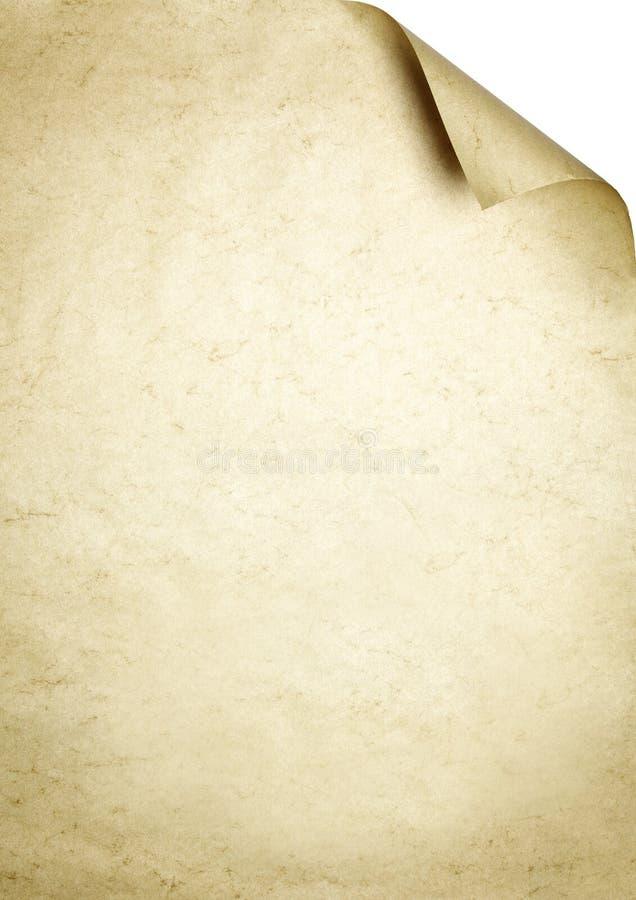 背景资料羊皮纸文字 库存图片
