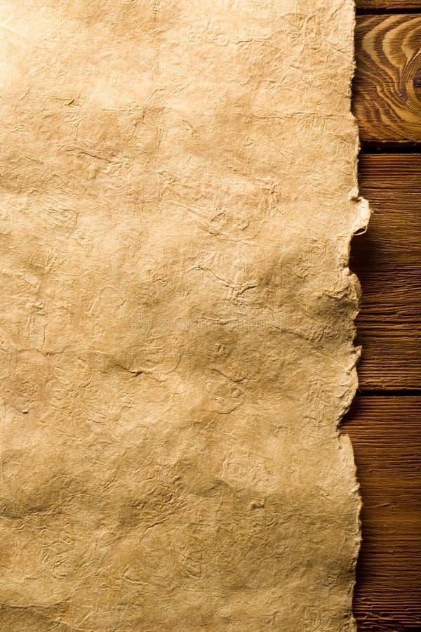背景资料羊皮纸 免版税图库摄影