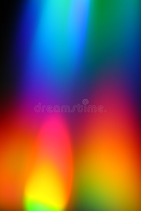 背景迷离颜色 免版税图库摄影