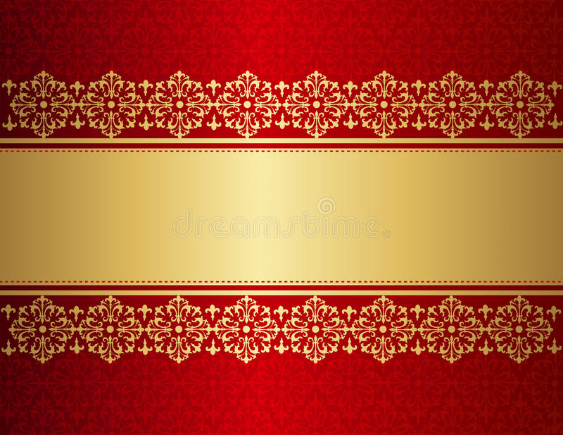 背景邀请婚礼 皇族释放例证