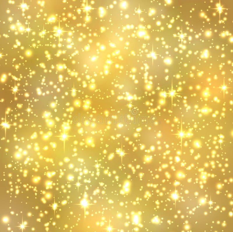 Download 背景金黄织地不很细 向量例证. 插画 包括有 蠢材, 愉快, 照明, 抽象, 活动, 火花, 快活, 照亮 - 62539183