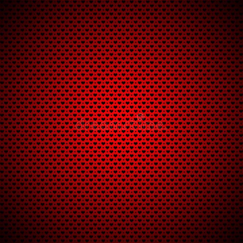 背景长方形重点的模式 库存图片
