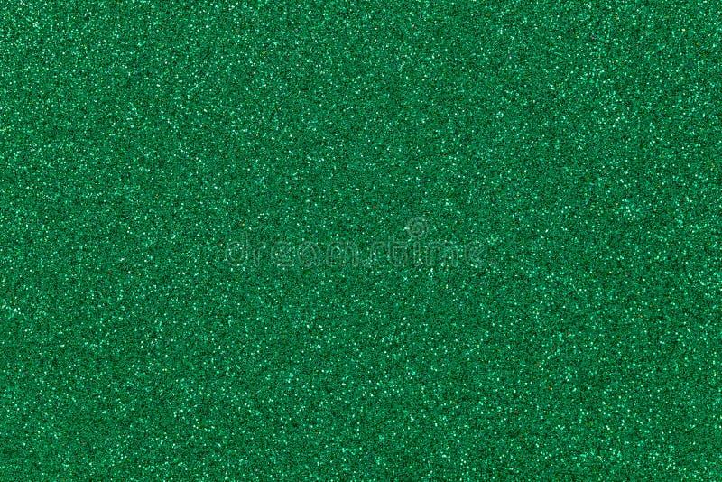 背景闪烁绿色 免版税库存图片
