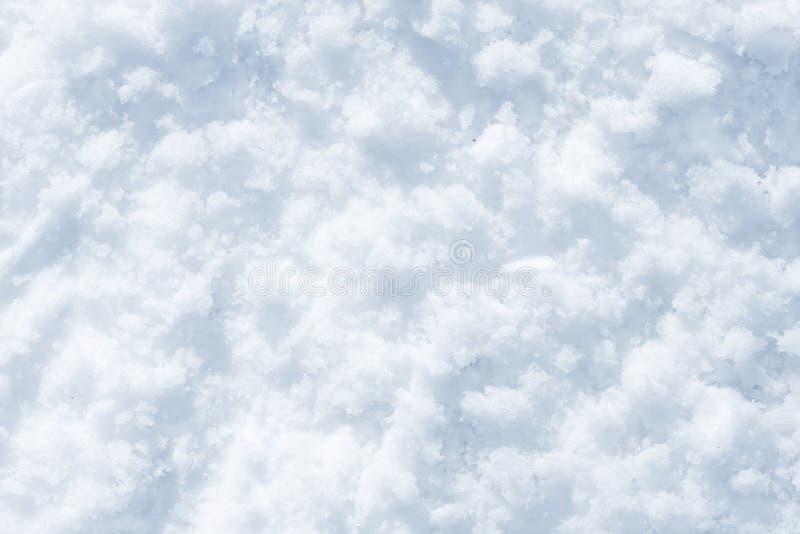 背景雪 库存照片
