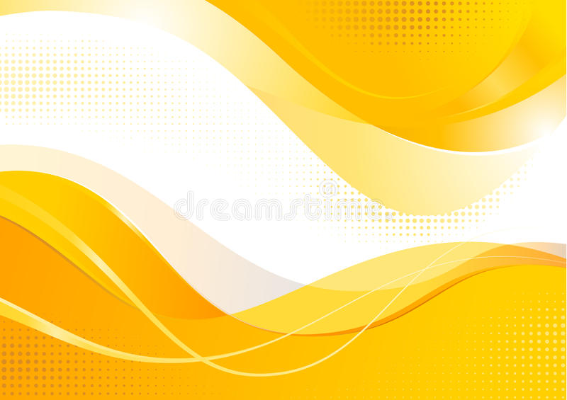 背景颜色金s墙纸 向量例证