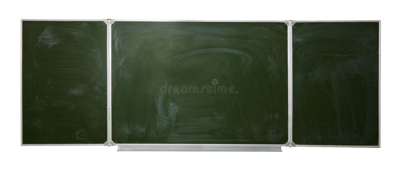 背景黑板计算机生成的图象白色 嘲笑为文本 库存照片
