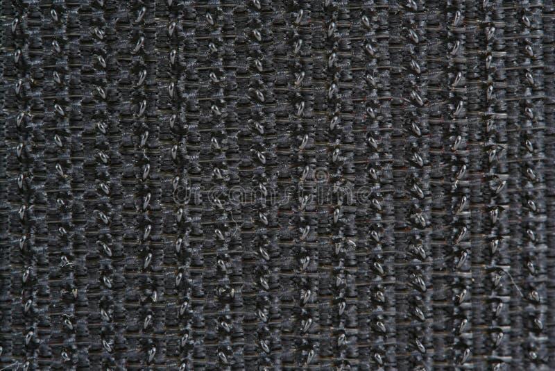 背景黑色异常分支宏指令维可牢尼龙搭扣 免版税库存图片