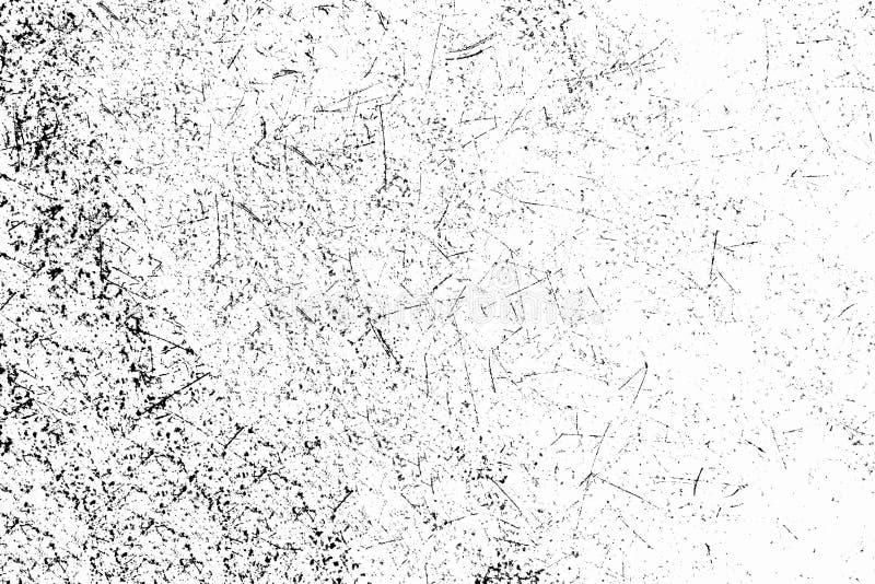 背景黑色grunge纹理 在dist的抽象难看的东西纹理 免版税图库摄影