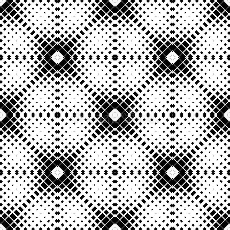 背景,摘要几何无缝的样式,传染媒介 库存例证