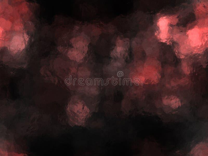 背景黑暗的grunge红色 免版税库存图片