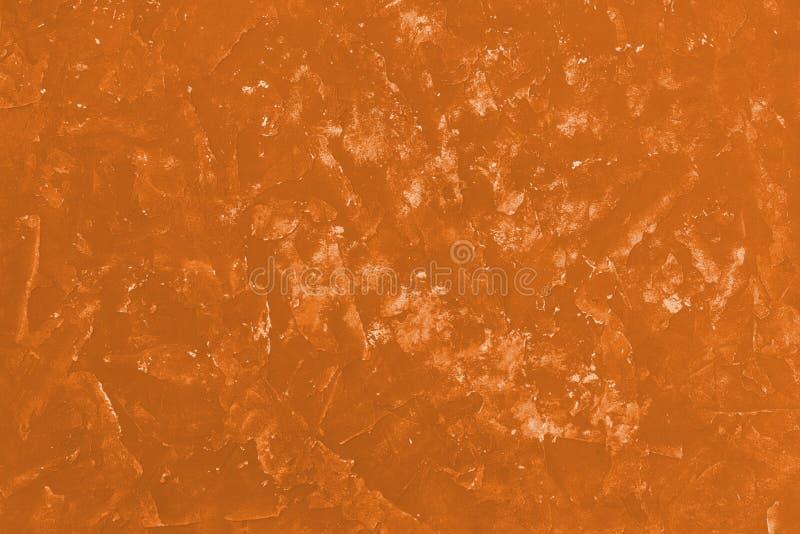 背景&纹理特写镜头水泥墙壁  定调子在秋天 库存照片