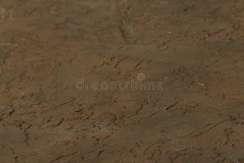 背景&纹理特写镜头水泥墙壁  看法有一个角度 免版税库存照片