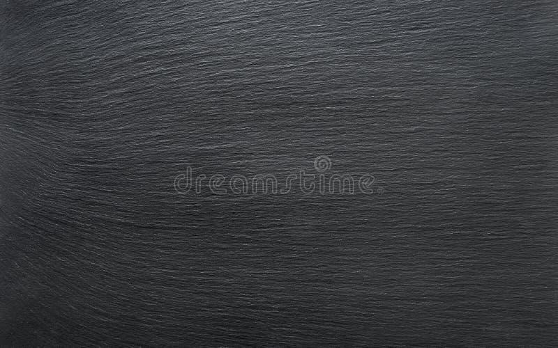 背景黑色板岩 库存图片