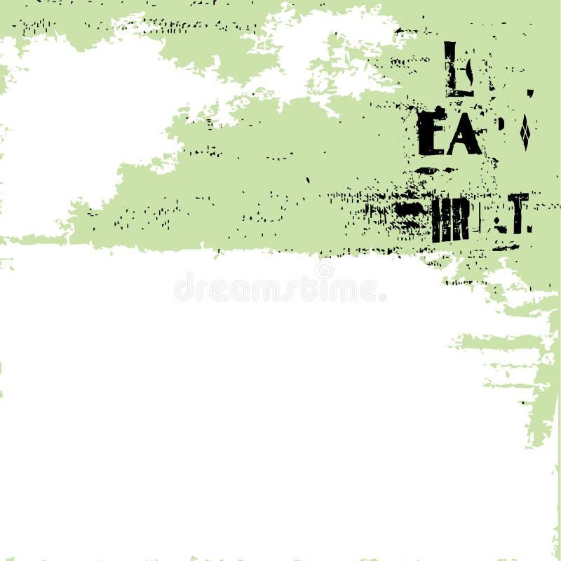 背景grunge向量 免版税库存图片