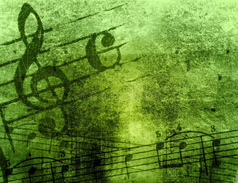 背景grunge曲调纹理 皇族释放例证
