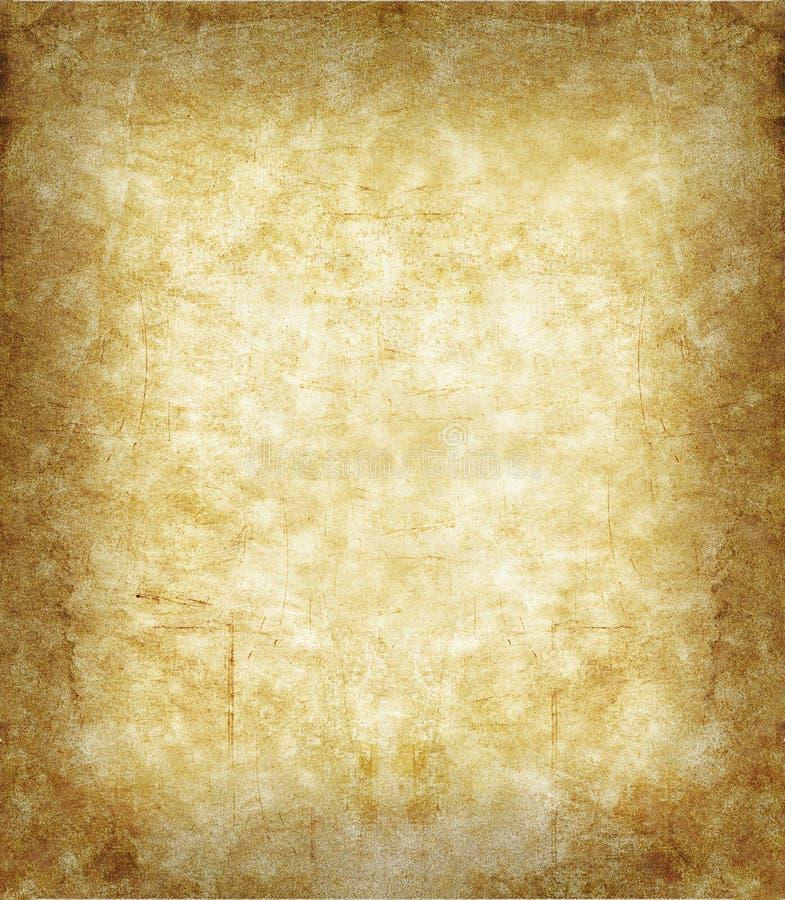 背景grunge皮革羊皮纸 免版税库存图片