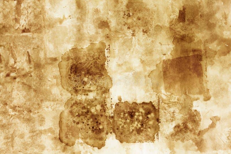背景grunge纸张 库存照片