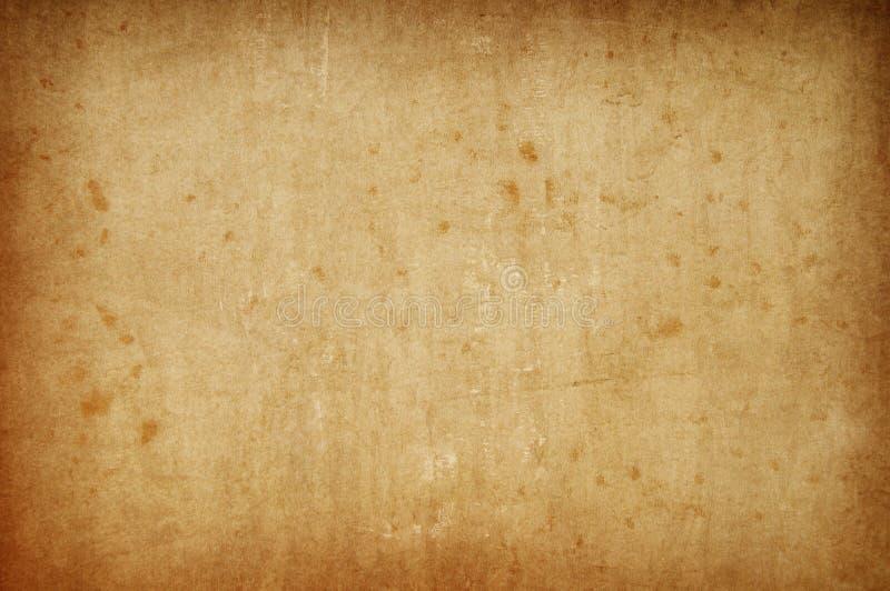 背景grunge纸张 库存图片