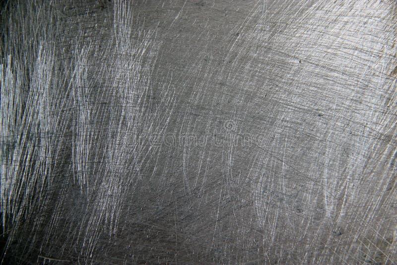 背景grunge金属 免版税库存照片