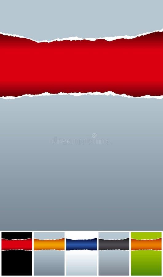 Download 背景rippedpaper 库存例证. 插画 包括有 红色, 背包徒步旅行者, 表单, 危险的, 模式, 手工制造 - 3665902