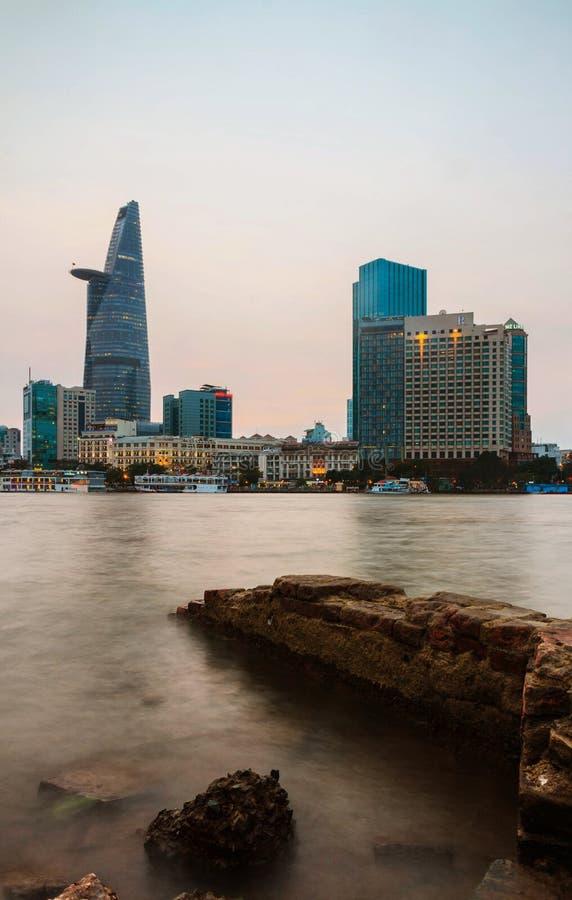 胡志明越南 库存图片