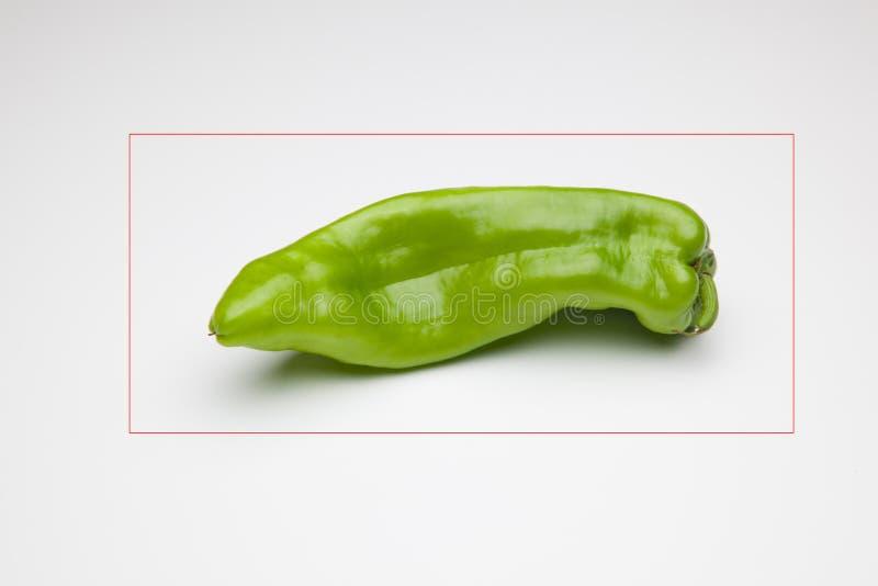 胡椒有很多维生素 库存照片
