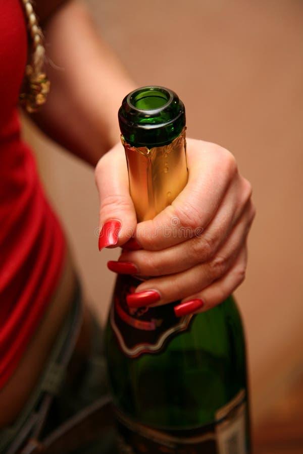 胳膊瓶 免版税库存图片