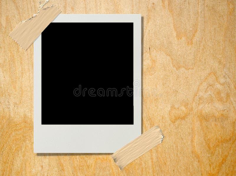 胶合板人造偏光板 图库摄影
