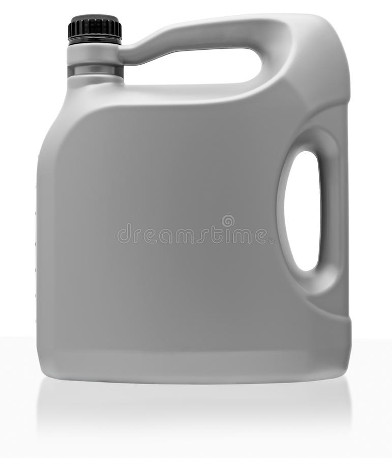 能发动机油 免版税库存照片