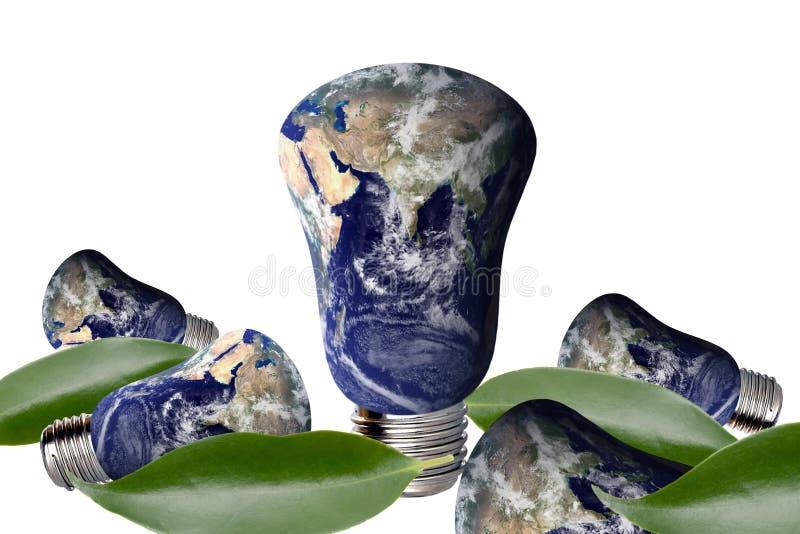 能源环境 皇族释放例证