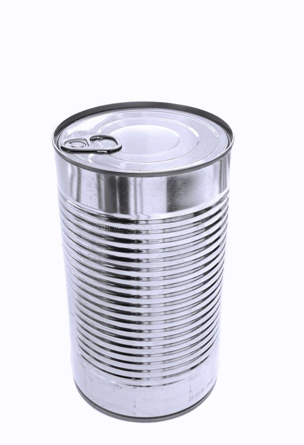 能装罐 库存图片
