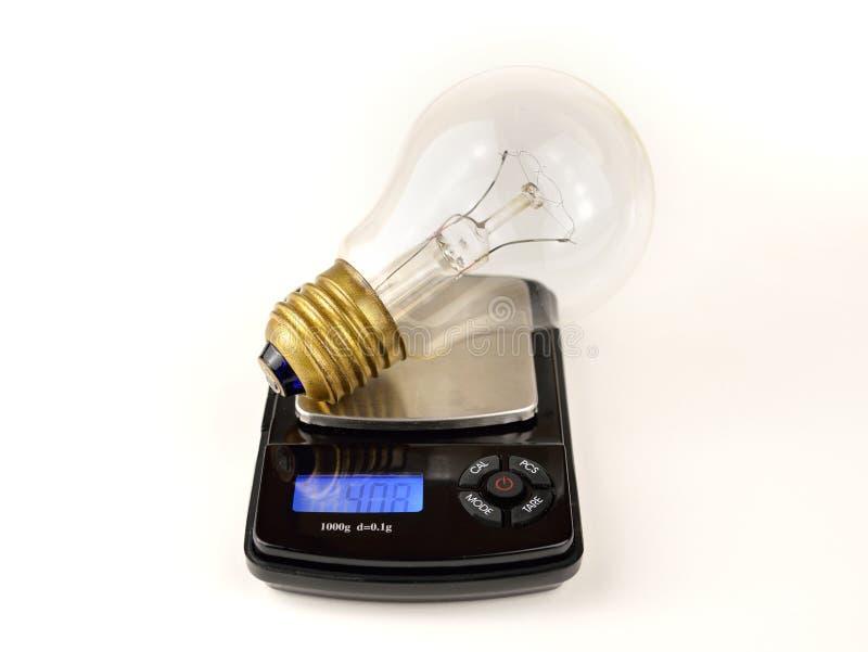 能量的价值 免版税库存图片