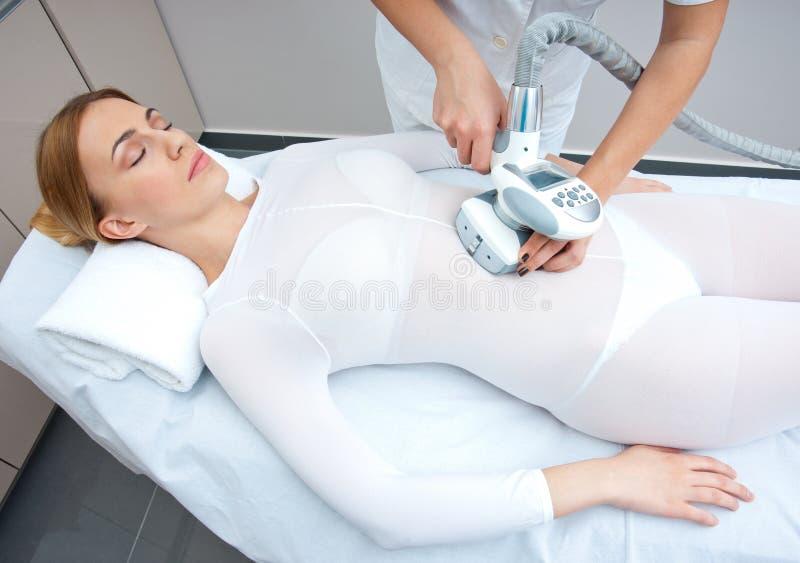 脂肪团治疗疗法 库存图片