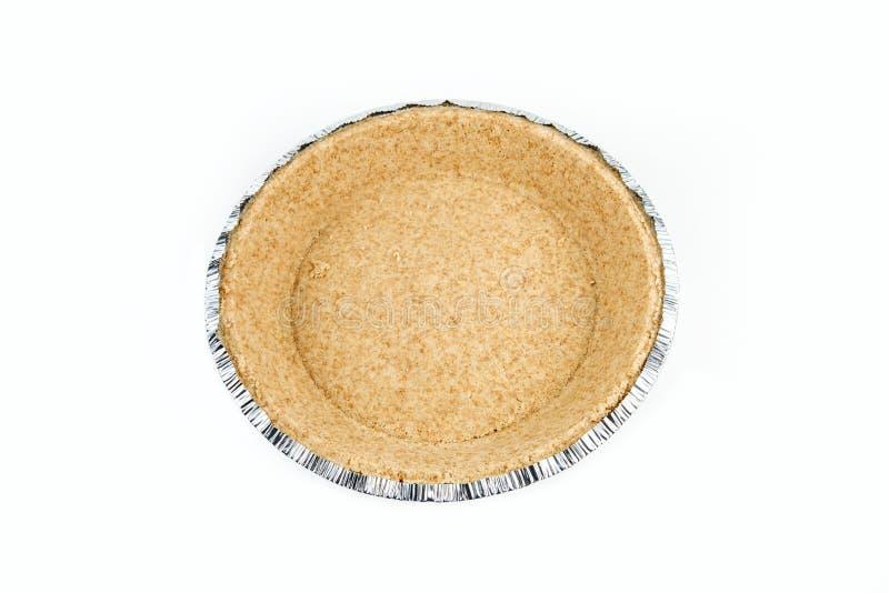脆皮馅饼 免版税库存照片