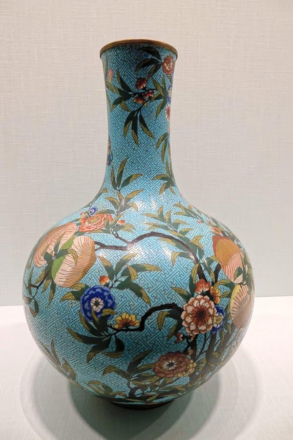 脊椎古老穹顶天堂花瓶 免版税库存照片