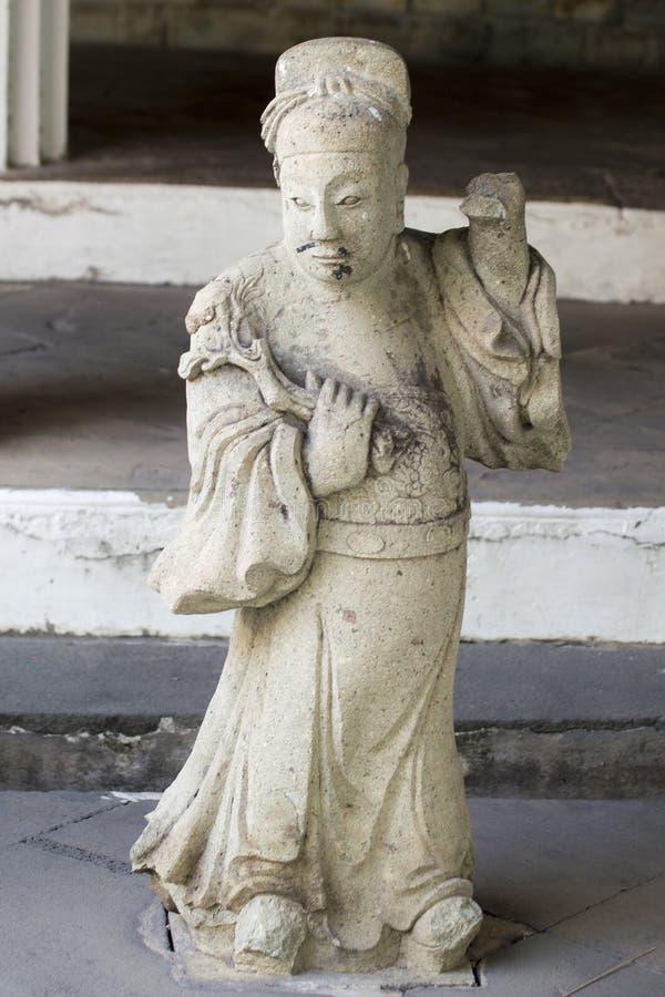 脊椎雕象在泰国 免版税图库摄影