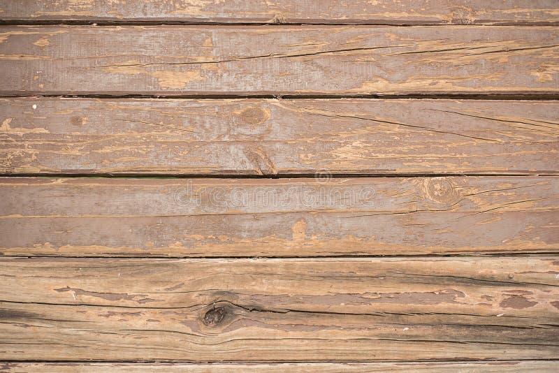 脏的纹理木头 库存照片