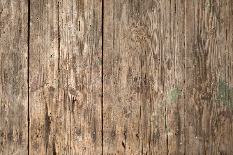 脏的纹理木头 图库摄影