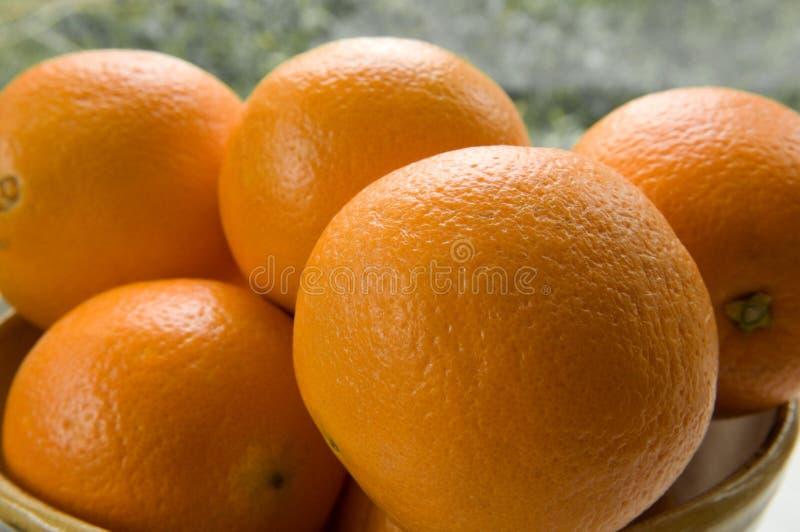 脐橙 免版税图库摄影