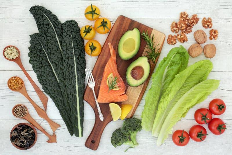脑子食物营养 库存照片