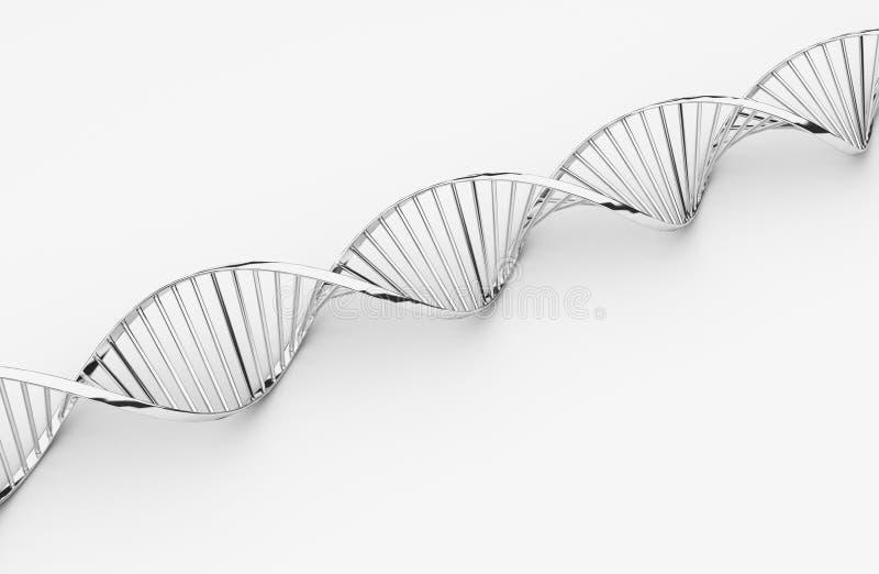 脱氧核糖核酸 免版税图库摄影